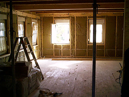 Altbau: Komplette Etage