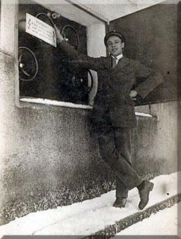 1937: Friedrich Schäfter